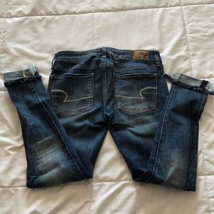 American Eagle Outfitters Jeans - American Eagle low rise jegging